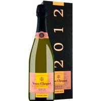 Champagner  Veuve Clicquot Vintage Rosé  in Gp 2012 – Schaumwein, Frankreich, trocken, 0,75l