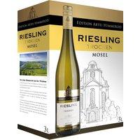 Abtei Himmerod Mosel . Riesling  3,0L Bag in Box   – Weisswein, Deutschland, feinherb, 3l