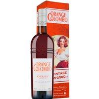 Orange Colombo Apéritif   – Likör, Frankreich, trocken, 0,75l