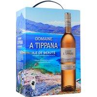 Domaine a Tippana Ile de Bauté Igp rosé 3,0L Bag in Box   – Ros…, Frankreich, halbtrocken, 3l