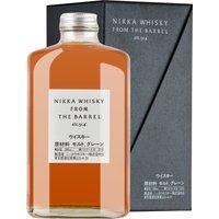 "Nikka Whisky ""Nikka from the Barrel"" in Gp   – Whisky, Japan, trocken, 0,5l"