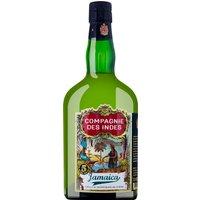 Compagnie des Indes Jamaica Rum 5 Jahre   – Rum, Jamaika, trocken, 0,7l