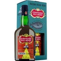 Compagnie des Indes Veneragua Rum 13 Jahre in Gp   - Rum