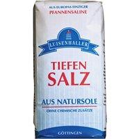 Luisenhaller Tiefensalz aus Natursole   – Gewürze, Deutschland, 0.5000 kg