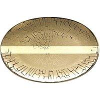Rosenthal Platte 18 cm TAC Skin Gold oval