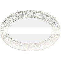 Rosenthal Platte 25 cm TAC Skin Gold oval
