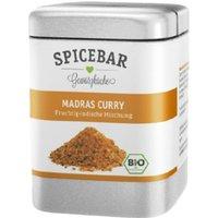 Spicebar Madras Curry, bio 85g   – Gewürze, Deutschland, 85g