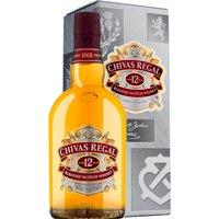 Chivas Regal 12 Years Blended Scotch Whisky in Gp   – Whisky, Schottland, trocken, 0,7l