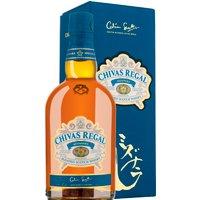 Chivas Regal Mizunara Blended Scotch Whisky in Gp   – Whisky, Schottland, trocken, 0,7l