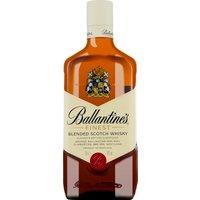 Ballantine's Finest Blended Scotch Whisky    – Whisky, Schottland, trocken, 1l
