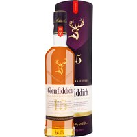 Glenfiddich 15 Years old Single Malt Highland Scotch Whisky Uniqu…, Schottland, trocken, 0,7l