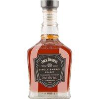 Jack Daniels Tennessee Whiskey Single Barrel Select   – Whisky, USA, trocken, 0,7l