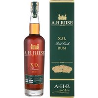 A. H. Riise X.O. Port Cask Rum in Gp   – Rum, US Virgin Islands, trocken, 0,7l
