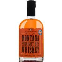 Roughstock Montana Straight Rye Whiskey   – Whisky, USA, trocken, 0,7l