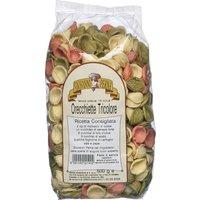 Giovanni Perna Orecchiette Tricolore   – Pasta, Italien, 0.5000 kg