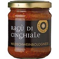 La Gallinara Ragù di Cinghiale Wildschweinbolognese 180g   – Sau…, Italien, 0.1800 kg