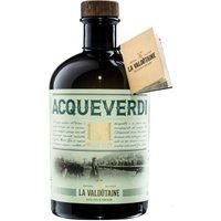 La Valdotaine Gin Acqueverdi    – Gin, Italien, trocken, 1l
