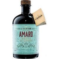 La Valdotaine Amaro Dente di Leone    – Bitter, Italien, trocken, 1l