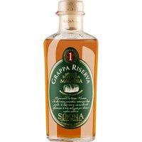 Sibona Antica Distilleria Grappa Riserva Botti da Madeira   – Grappa, Italien, trocken, 0,5l