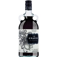 The Kraken Black Spiced Rum    – Rum – The Kraken Rum Company, Trinidad & Tobago, trocken, 0,7l