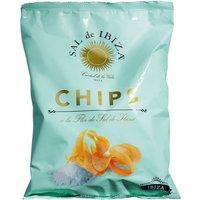 Sal de Ibiza Chips a la Flor de Sal de Ibiza 125g   – Süßes & S…, Spanien, 0.1250 kg