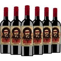 6er Aktion Hammeken Cellars El Gringo Dark Red Tempranillo Vdt 20…, Spanien, trocken, 4.5000 l