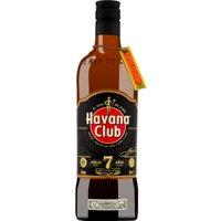 Havana Club Añejo 7 Años   – Rum, Kuba, trocken, 0,7l