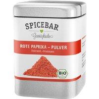Spicebar Paprika edelsüß, Pulver, bio 80g   – Gewürze, Deutschland, 80g