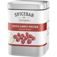 Spicebar Roter Kampot Pfeffer, ganz 80g   – Gewürze, Deutschland, 80g