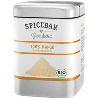 Spicebar 100% Mango, Pulver, bio 60g   – Gewürze, Deutschland, 60g