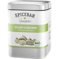 Spicebar Wilder Kardamom, ganz, bio 50g   – Gewürze, Deutschland, 50g
